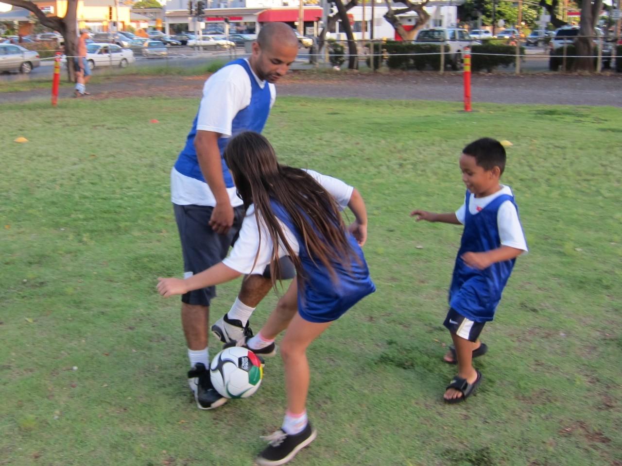 Sports Camp 12, Soccer