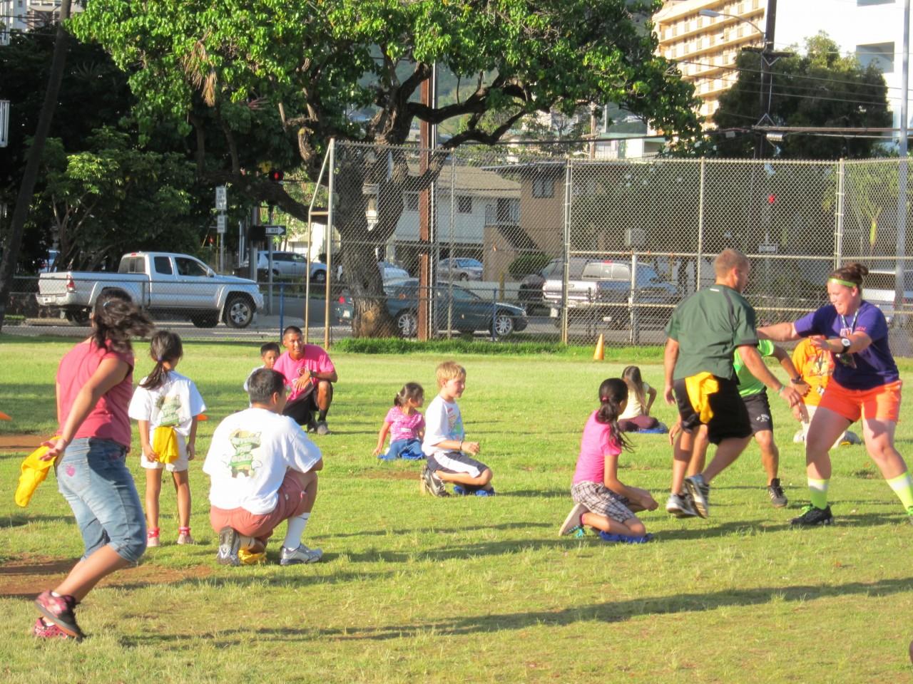 Sports Camp 12 Field