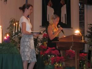 CHRISTMAS EVE SERVICE @ Sanctuary