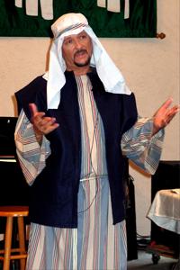 BarryAsJoseph