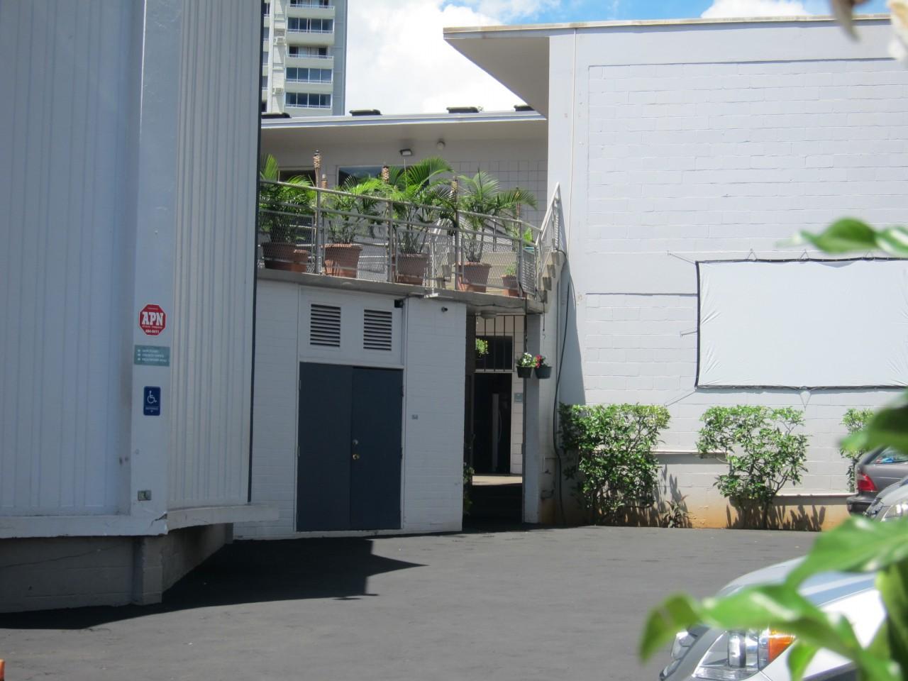 From Across Kinau Street