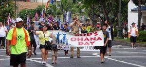 God's Ohana Day Parade @ Kalakaua Ave., Queen Kapiolani Bandstand