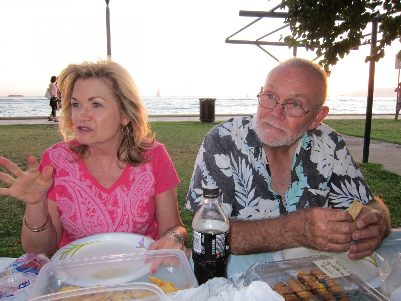 Dianne and Carl
