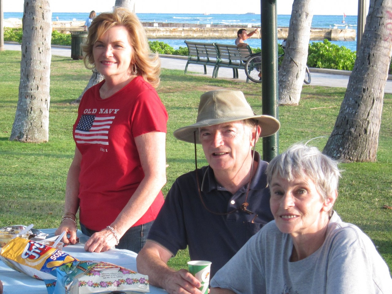 Dianne, Duane and Carol