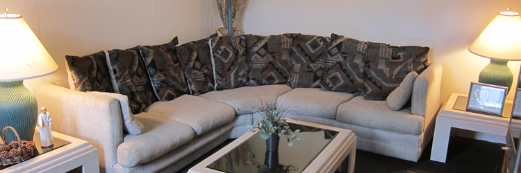 U R living room