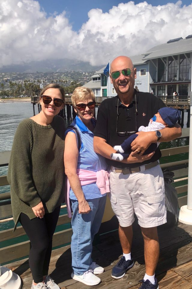 First Day Trip, Santa Barbara