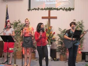 WORSHIP SERVICE @ Sanctuary