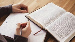 BIBLE STUDY @ Fellowship Hall