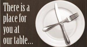 DINNER @ Fellowship Hall, Kitchen