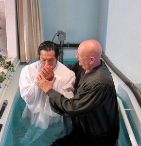 BAPTISM @ Sanctuary