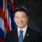 Lt. Governor Shan Tsutsui